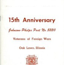Image of VFW 15th Anniversary