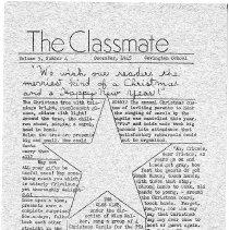 Image of Classmate, December, 1945