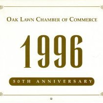 Image of Chamber of Commerce Calendar, 1996