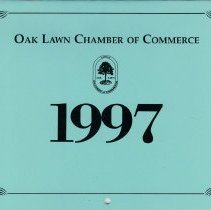 Image of Chamber of Commerce Calendar, 1997