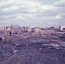 Image of Aftermath of the 1967 Oak Lawn Tornado