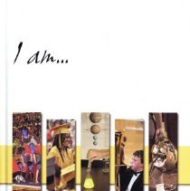 Image of Golden Year, 2011 - This item is a Harold L. Richards High School yearbook from 2011. The cover is black and yellow with 5 general photographs.