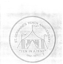 Image of Ten in a Tent Participants, 1972