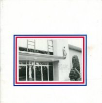 Image of St. Catherine of Alexandria Yearbook, 1994 - This item is the 1993 - 1994 yearbook from St. Catherine of Alexandria School. The cover is white with a photo of the school building.