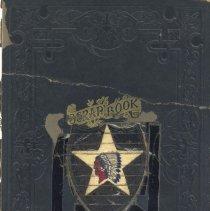 Image of Cathel Munro Scrapbook