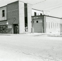 Image of 9515-9517 South Cook Avenue  - This is a photograph of Southwest Music Center located at 9515 S. Cook Avenue and The Cooky Jar, a Maurice Lenell Cookie Factory outlet store which was located at 9517 South Cook Avenue.