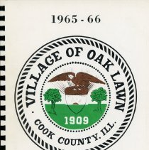 Image of Proposed Village Budget, 1965-1966