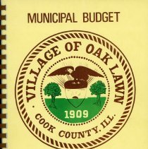 Image of Adopted Village Budget, 1966-1967