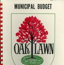 Image of Adopted Village Budget, 1971