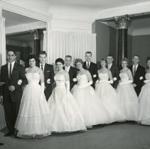 Image of 1960 Christmas Cotillion