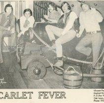 Image of Scarlet Fever Promotional Flier