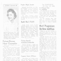 Image of 1958-1962, Oak Lawn Community High School Spartanite Newspapers