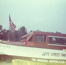 Image of The Republican Club Round-Up Float