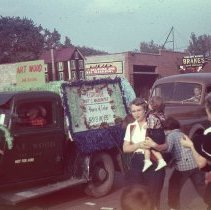 Image of The Eldridge Paint Store at the Round-Up
