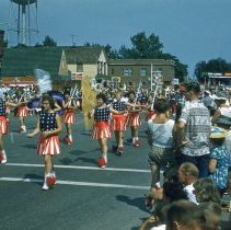 Image of The Round-Up Parade in September, 1959