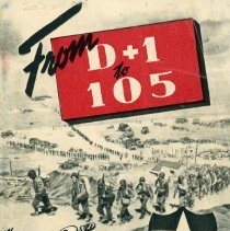 Image of From D+1 to 105: The Story of the 2nd Infantry Division