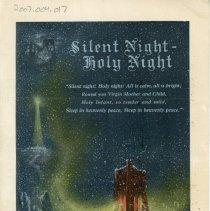 Image of Christmas Mass Program