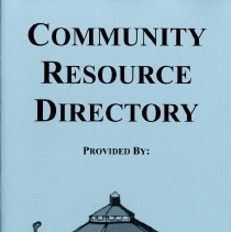 Image of Oak Lawn Community Partnership Resource Directory, 2010 - Directory of local, state, and national resources concerning subjects such as child services, crisis services, domestic violence, hotlines, recreation, substance abuse, support groups, and more.