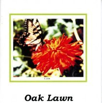 Image of Oak Lawn Garden Club Directory, 2011-2012 - Directory published by the Oak Lawn Garden Club for the years 2011-2012.  Includes a brief history and list of past presidents, current officers, chairwomen and hostesses, a list of scheduled programs, a membership list, the yearly budget, and the club's by-laws.