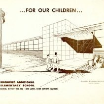 Image of Hometown Elementary School Building Program, 1952
