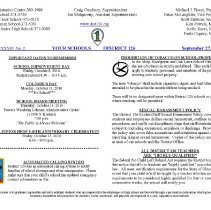 Image of Your Schools, 2010-2011 - Compilation of the newsletters published by the Alsip, Hazelgreen, Oak Lawn School District 126 covering the 2010-11 academic year.