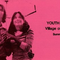 Image of Youth Services, Summer 1982 - Flier published by the Oak Lawn Youth Commission in the summer of 1982, promoting the counseling, recreational, and employment services offered.