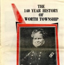 Image of History of Worth Township, 1989