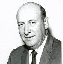 Image of Vincent J. Barcelona - This is a photograph of Vincent J. Barcelona, President of Colonial Savings and Loan.
