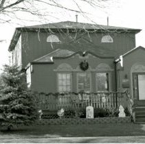 Image of 9408 S. 51st Avenue House - This is a photograph of a house located at 9408 S. 51st Avenue. The original home was built in 1927 and was subsequently added on to in later years.
