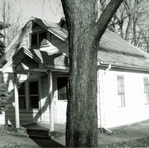Image of 9247 S. 53rd Court House - This is a photograph of a house built in the 1930s located at 9247 S. 53rd Court.