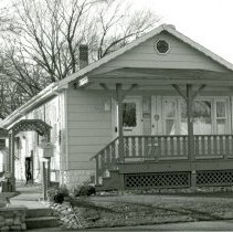 Image of 9252 S. 54th Court House - This is a photograph of a house located 9252 S. 54th Court, built circa 1890.