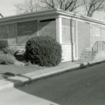 Image of 9433 S. Parkside Avenue House - This is a photograph of a house located at 9433 S. Parkside Avenue. It was demolished to make way for a parking lot.