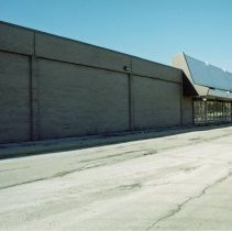Image of Shuttered K-Mart Store - This is a photograph featuring a shuttered K-Mart store formerly located at 4104 W. 95th Street.