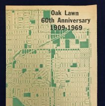 Image of 1969 Map of Oak Lawn