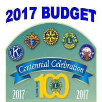Image of Adopted Village Budget, 2017 - This item is the Village of Oak Lawn 2017 municipal budget. The document contains charts, graphs, and statistics related to village finances.