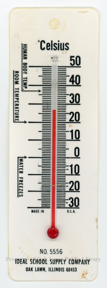 ideal school supply company thermometers