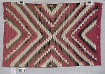 Image of 3748 - Blanket, Comb Pattern