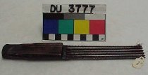 Image of 3777 - Stamp, Adinkra Comb Shaped
