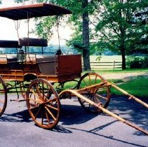 Image of 1997.003 - Carriage Collection Vehicles