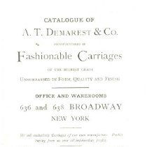 Image of 96-00762 - Carriage Reference Library