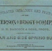Image of 96-01033 - Carriage Reference Library