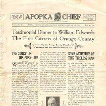 Image of 1965.005.0001 - Newspaper