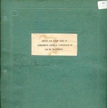 Image of 1967.016.0001 - Scrapbook
