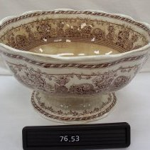 Image of 1976.053.0001 - Bowl, Punch