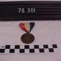 Image of 1978.030.0001 - Medal, Commemorative