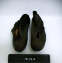 Image of 1978.039.0004 - Cleat, Shoe