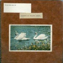 Image of 1980.092.0001 - Scrapbook