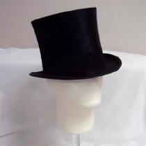 Image of 1981.075.0005b - Hat, Top