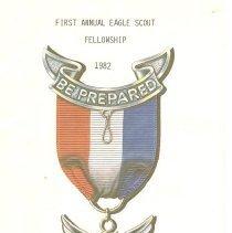 Image of 1982.113.0001 - Program