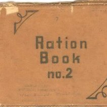 Image of Ration Book Holder Cover